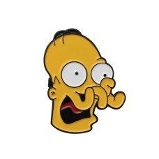 Пін Значок Zoidberg Homer