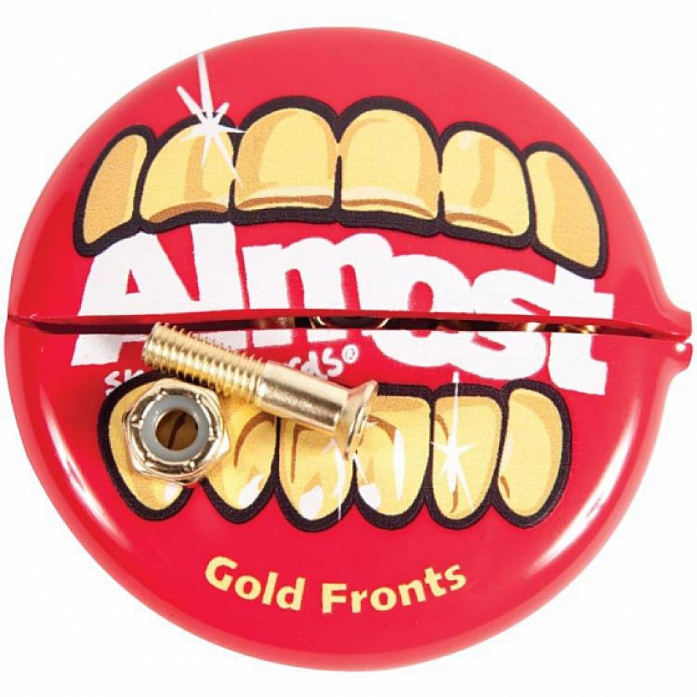 """Болты ALMOST Gold Nuts & Bolt 7/8 (0.875"""")"""