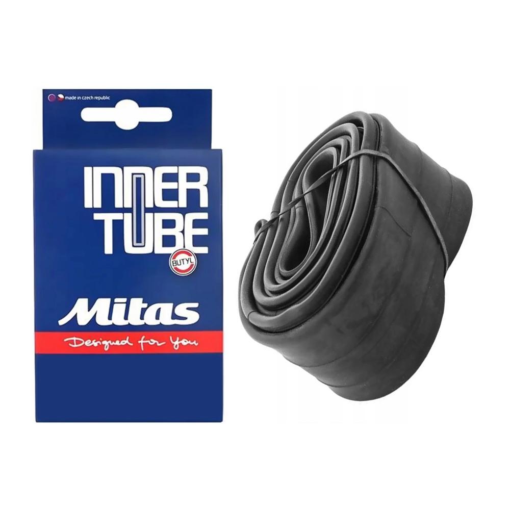"""Камера для велосипеда MITAS 27.5"""" X 2.10"""" - 2.50"""" 54/62-584/597 C08 AV 40"""
