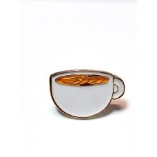 Пин Значок Cappuccino