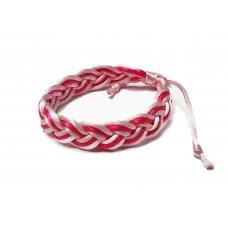 Браслет Braid Pink
