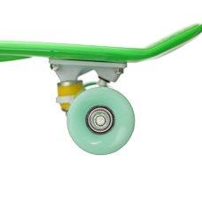 """Круизер / пенниборд Aloha green/mint 22 """""""