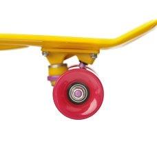 """Крузер / пенніборд Candy 22 """" Yellow/Purple/Red"""