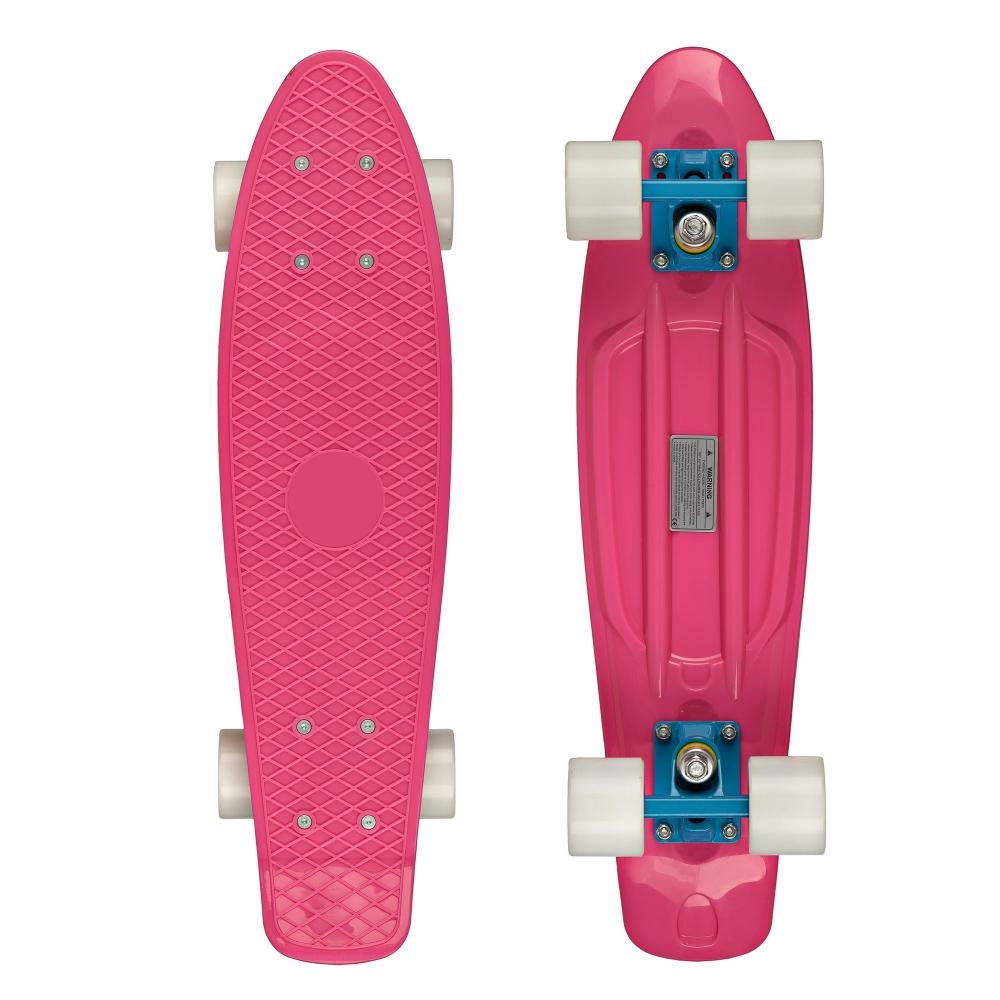 "Круизер скейт Candy Pink/Blue 22 """