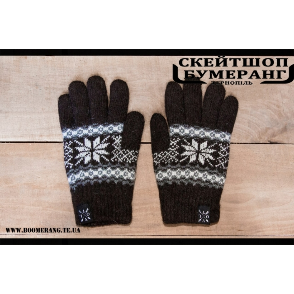 Рукавиці VOLT Scandinavian Brn